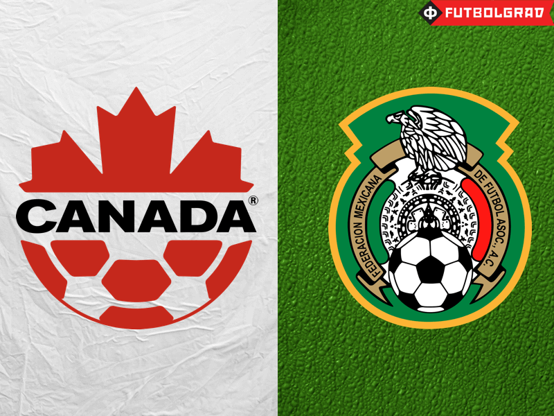 Canada vs México – Road to Russia 2018