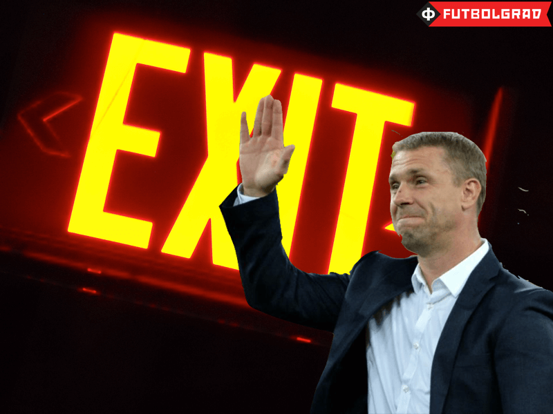 Dynamo Kyiv – Could Rebrov Leave in the Summer?