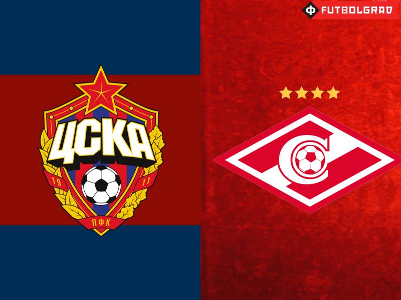 CSKA Moscow vs Spartak Moscow – Showdown in Khimki