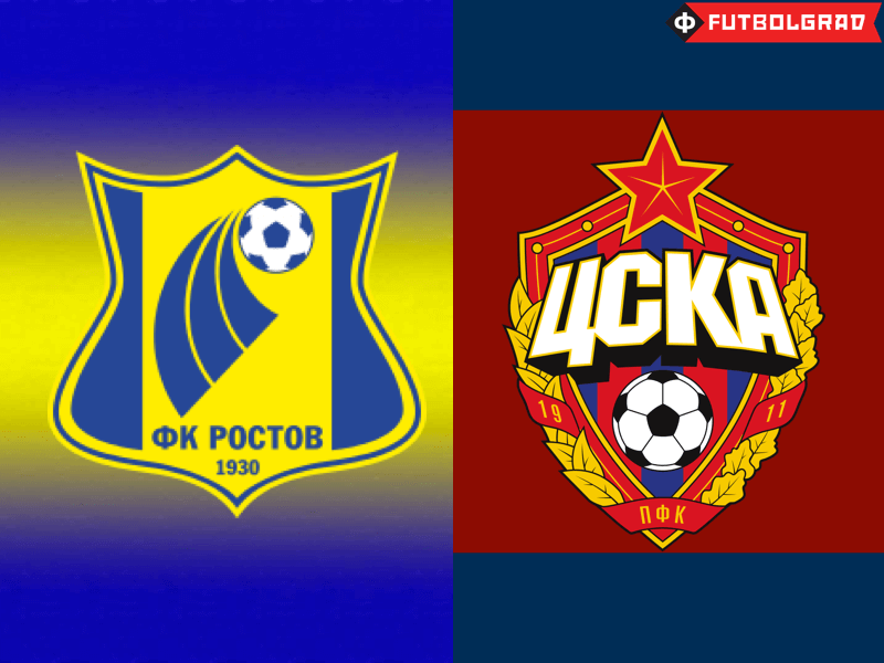 FC Rostov vs CSKA Moscow – An Unlikely Match of the Day