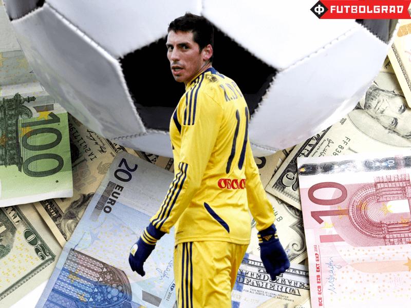 Football Leaks Publishes José Sosa's Transfer Details
