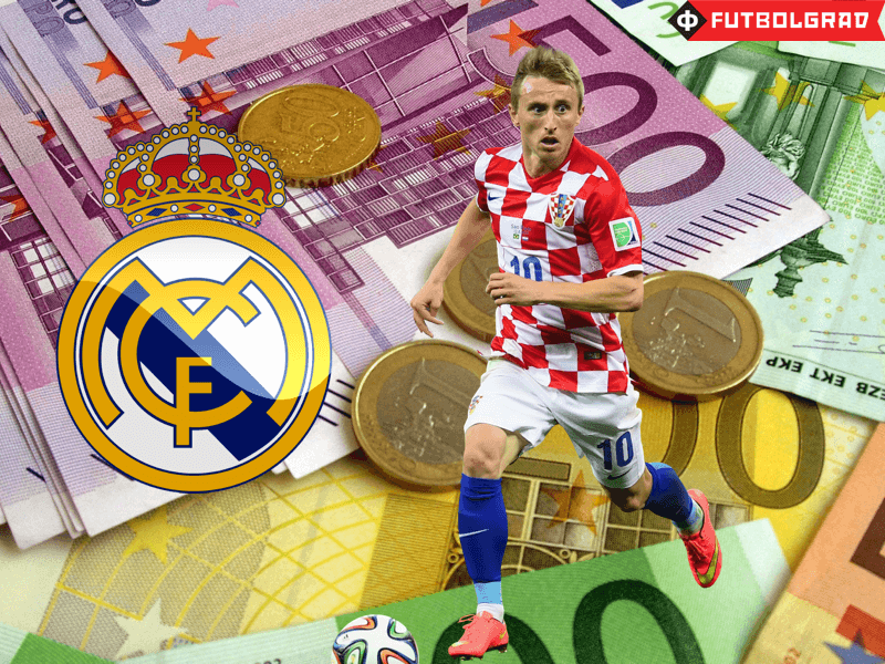 Luka Modrić Contract Exposed by Football Leaks