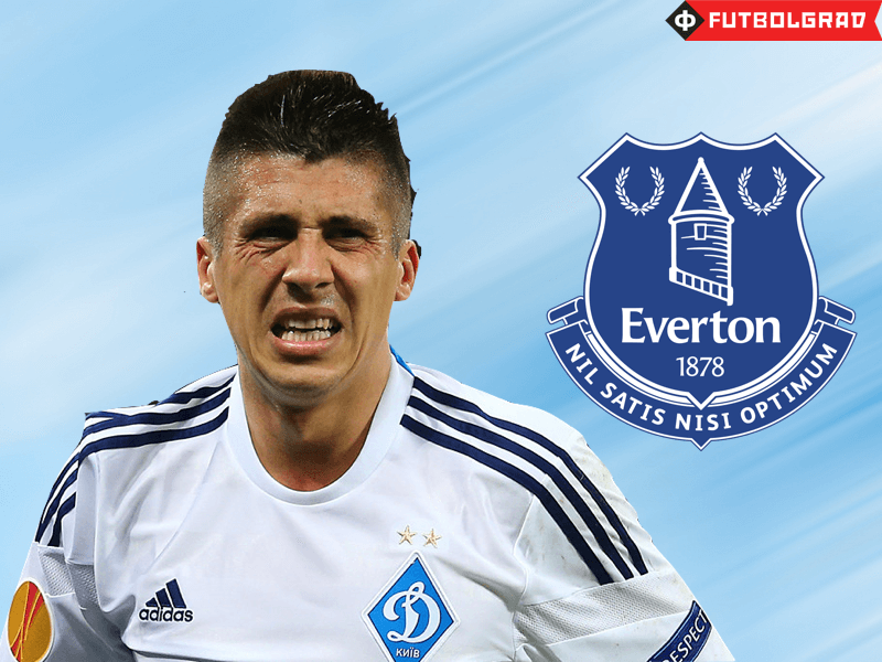 Yevhen Khacheridi – A Defensive Tower for Everton?