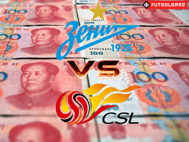 Chinese Super League – Zenit Executive Wants Financial Fair Play Reform