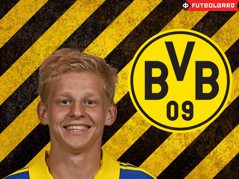 Introducing Borussia Dortmund's Target Oleksandr Zinchenko