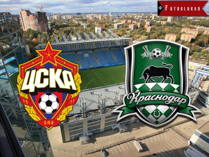 CSKA Moscow vs Krasnodar – Match Preview