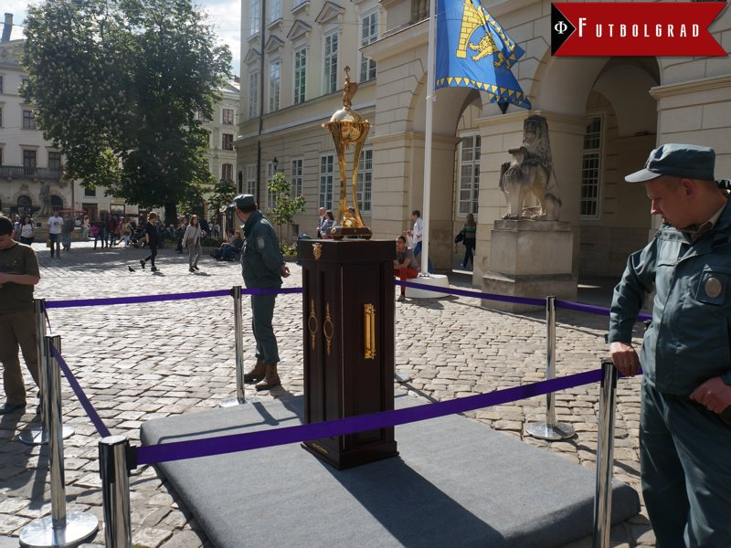 Impressions from the 2016 Ukrainian Cup Final