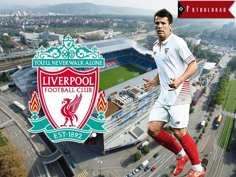 Liverpool vs Sevilla – Konoplyanka's Redemption?