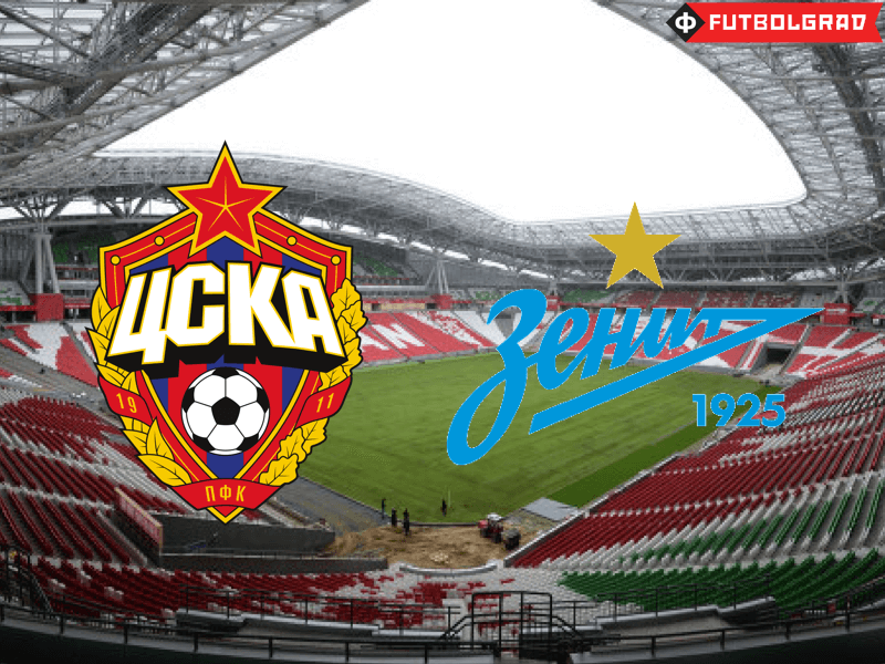 CSKA Moscow vs Zenit – Russian Cup Final Preview