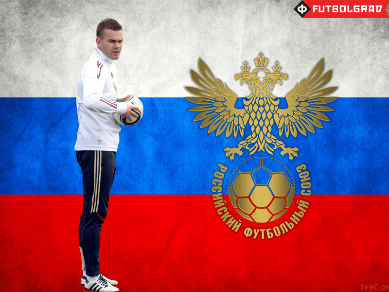 It is Make or Break for Igor Akinfeev at Euro 2016