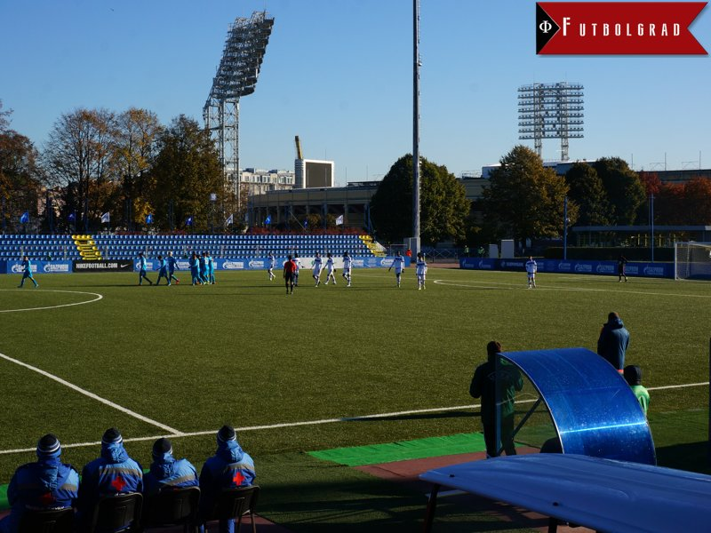 Zenit Reveals Plans for State of the Art Youth Academy