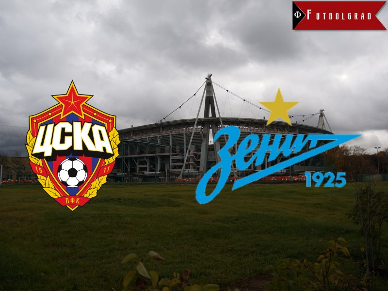 CSKA Moscow vs Zenit – 2016 Russian Super Cup Preview