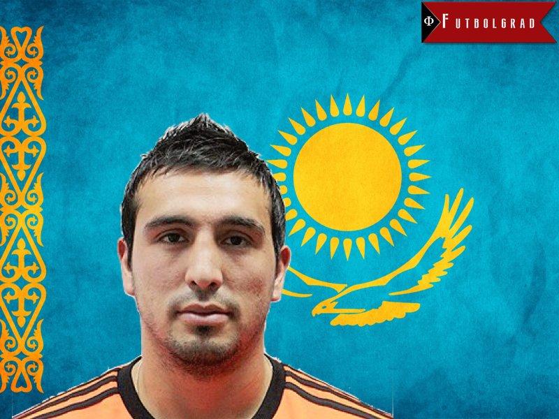 Gerson Acevedo – A Chilean on the Kazakh Steppe