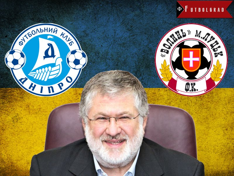 The Collapse of Kolomoyskyi's Football Empire