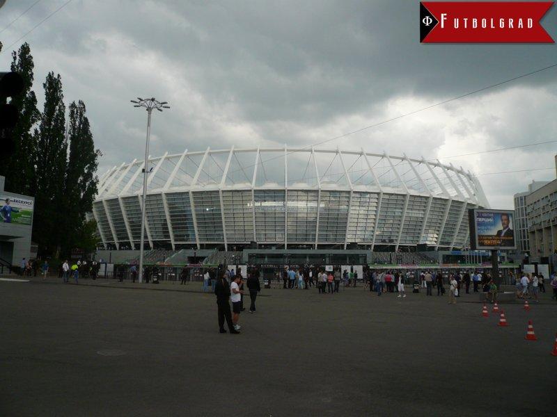 Zorya vs Dynamo – The Olimpiyskiy Conflict