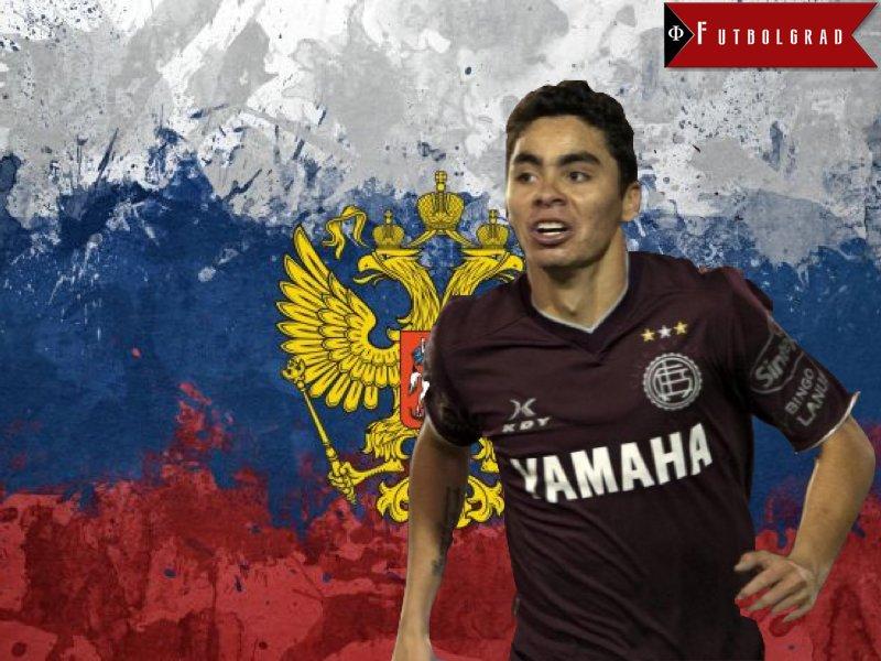 Introducing Zenit's Target Miguel Almirón