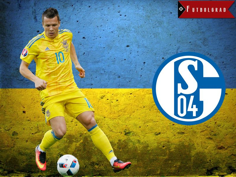 Konoplyanka – Introducing Schalke's Newest Winger