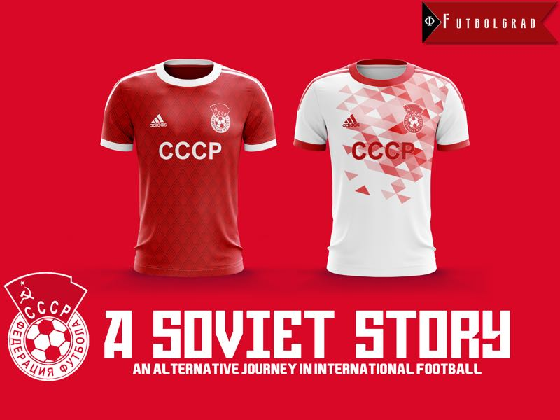 A Soviet Story In An Alternative Football Manager Universe