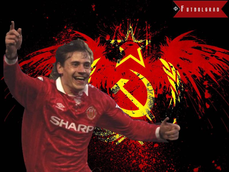 Andrei Kanchelskis – The Lost Art of the Winger