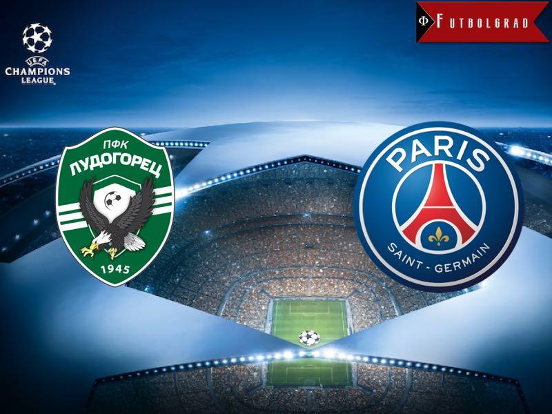 Ludogorets vs Paris Saint-Germain Champions League Preview