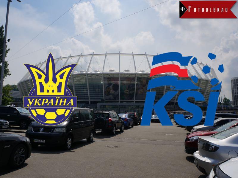 Ukraine vs Iceland – Road to Russia 2018