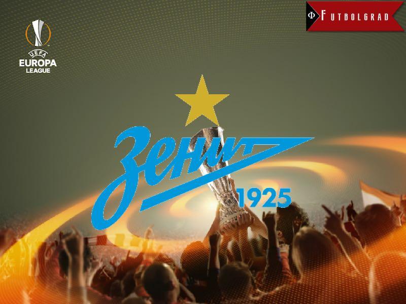 Zenit Saint Petersburg Europa League Preview