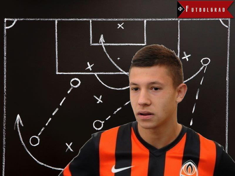 Andriy Boryachuk – A key to Shakhtar's tactical evolution