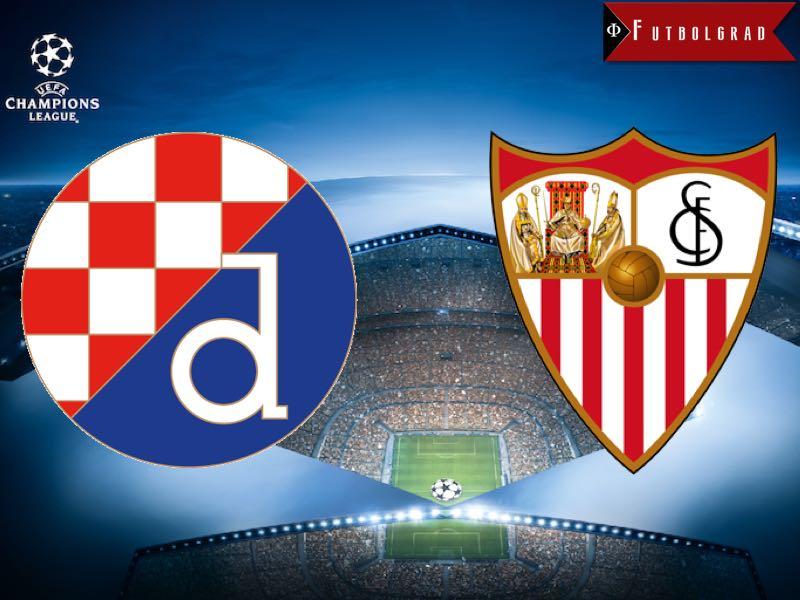 Dinamo Zagreb vs Sevilla Champions League Preview
