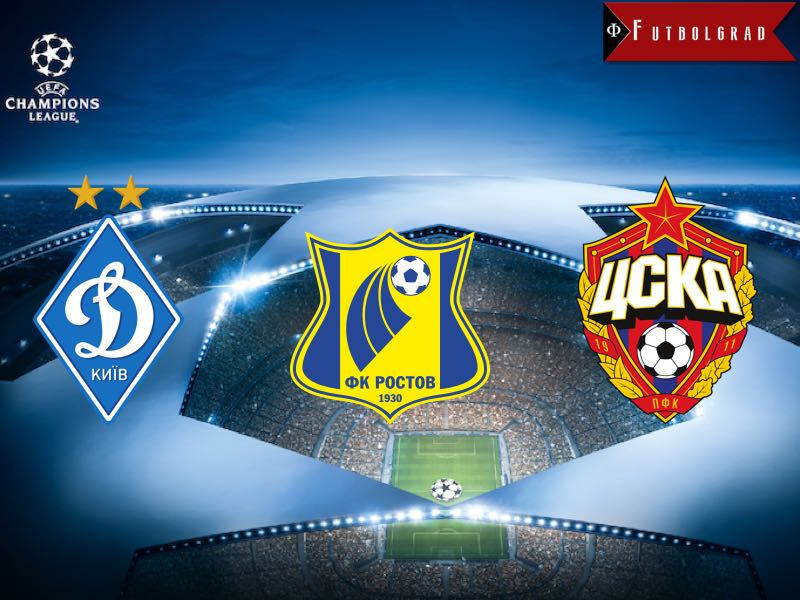 Rostov Champions League