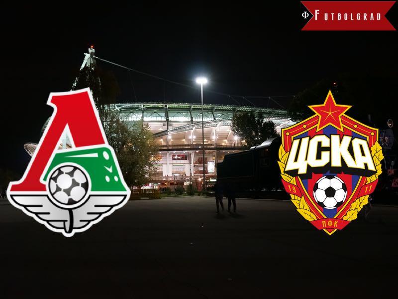 Lokomotiv vs CSKA Moscow – Match Preview