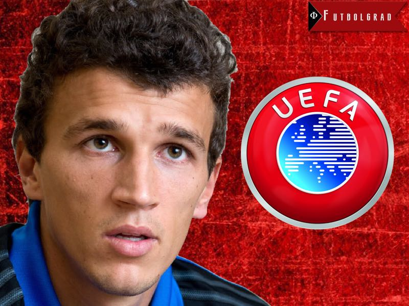 Roman Eremenko suspension raises suspicions