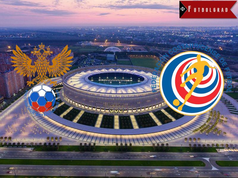 Russia vs Costa Rica – What we learned