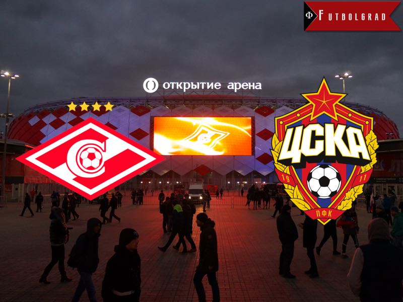Spartak Moscow vs CSKA Moscow – Match Preview
