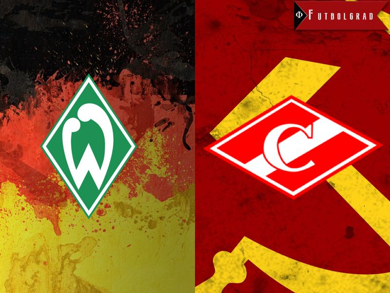 Miracle at the Weser – Spartak vs Werder a forgotten clash of giants