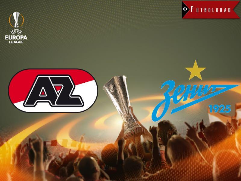 AZ Alkmaar vs Zenit – Europa League Preview