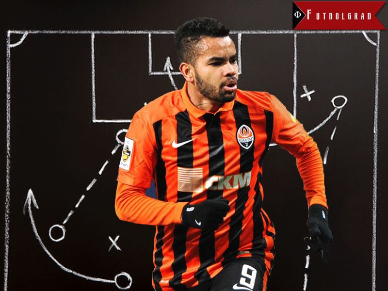 The importance of Dentinho in Shakhtar's tactical evolution