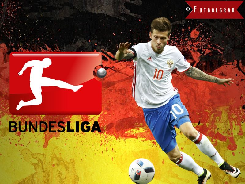 Fedor Smolov – Looking at his Bundesliga options