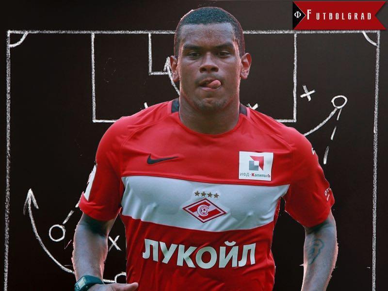 Fernando – Spartak Moscow's Arturo Vidal