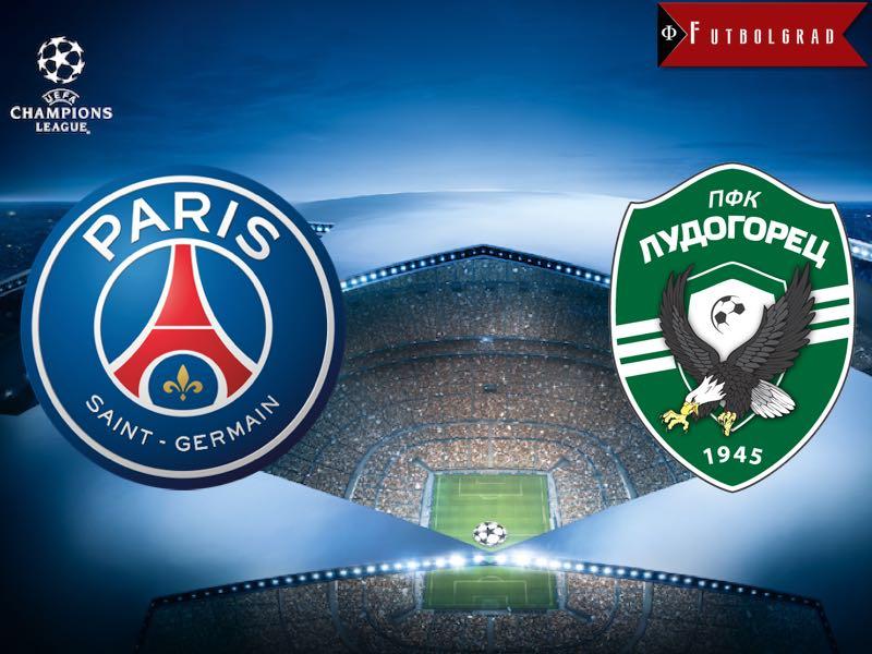 Paris Saint-Germain vs Ludogorets – Champions League Preview