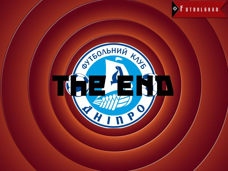 Dnipro FC – The End is Near for the Historic Club
