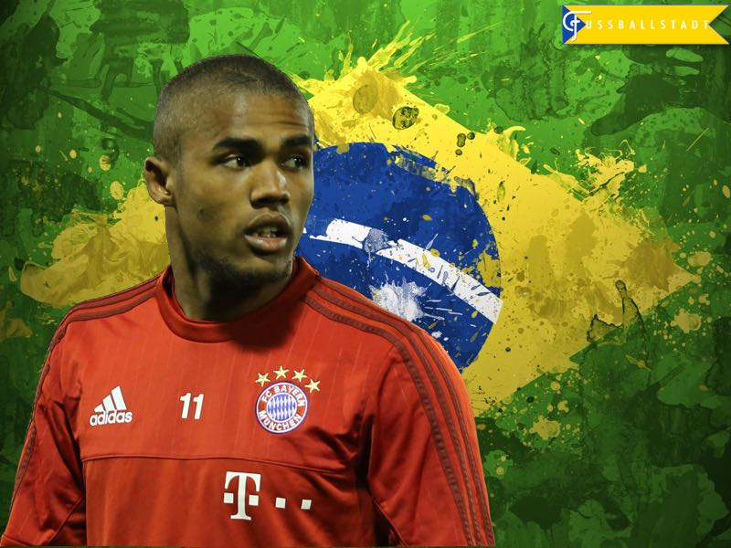Douglas Costa – It is Time to Assume Ribéry's Mantle