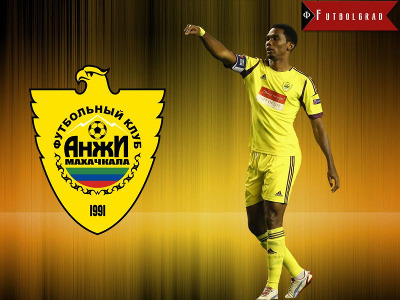 Samuel Eto'o – Remembering his time at Anzhi