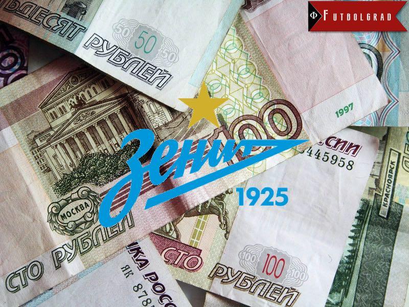 Zenit's Ranking in the Deloitte Football Money League Analysed