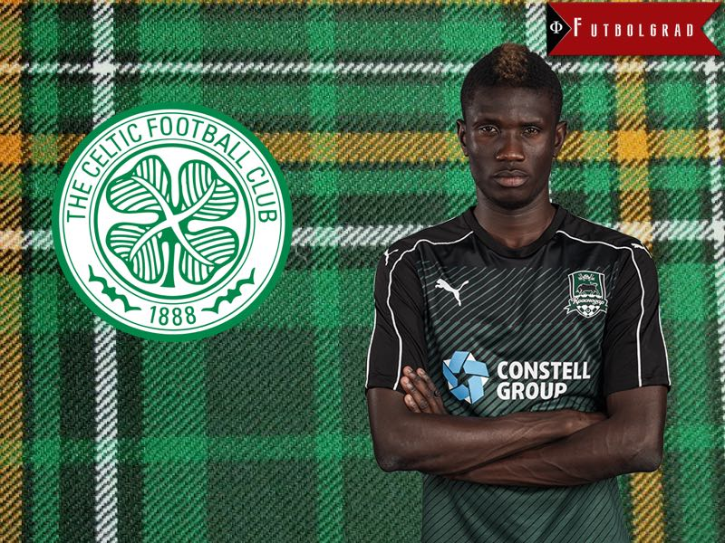 Kouassi Eboue – Celtic Transfer Starts Rebuild at Krasnodar