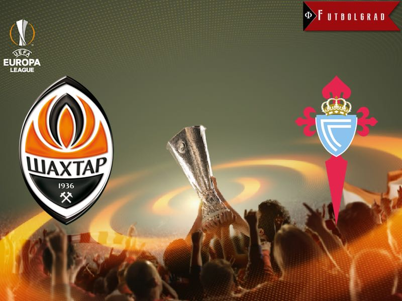 Shakhtar Donetsk vs Celta Vigo – Europa League Preview