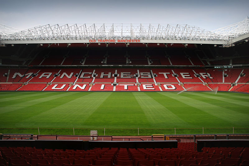 Manchester United vs Astana will take place at Old Trafford. (André Zahn Creative Commons Attribution ShareAlike 2.0 Germany)