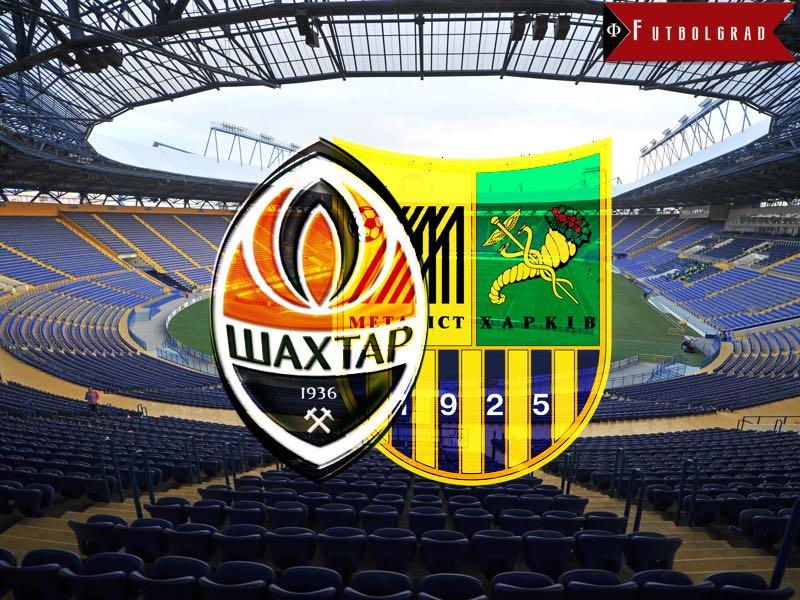 Kharkiv – Football Returns to Ukraine's Second Largest City
