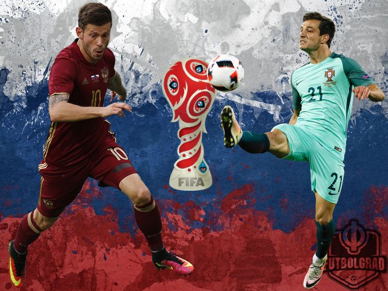 Eight Players to Watch After Matchday 1 of the Confederations Cup