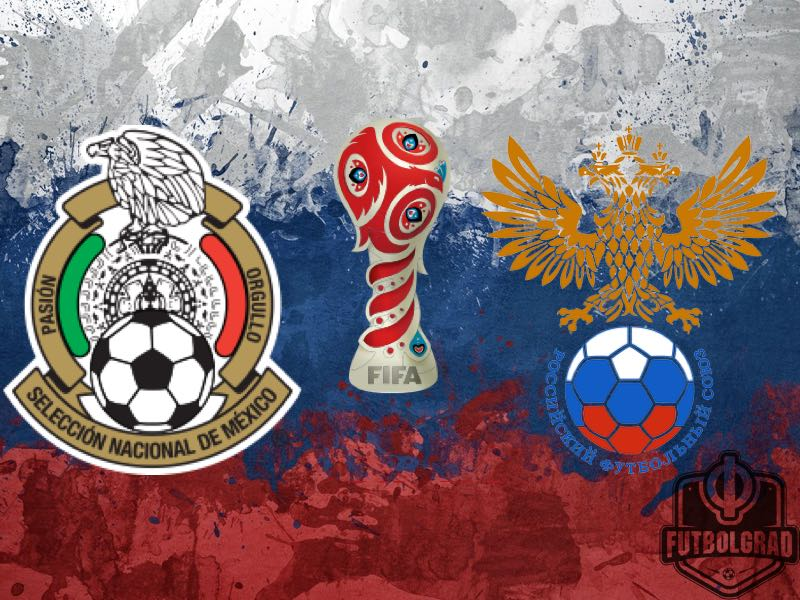 Mexico vs Russia – Confederations Cup Preview
