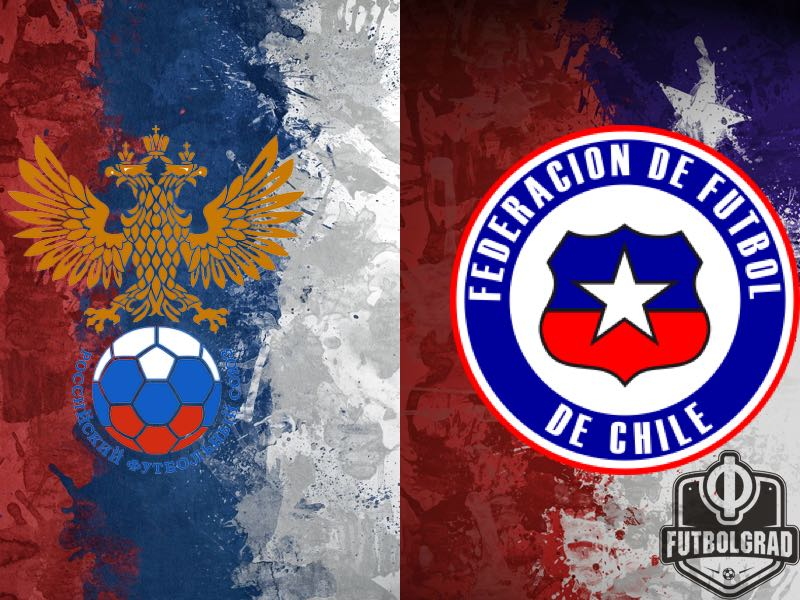 Russia vs Chile – International Friendly Preview